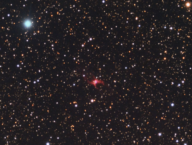 red spider nebula - photo #24